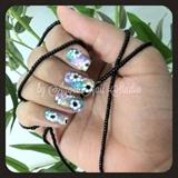 Pastel Flowers Nails