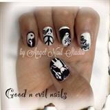 Goof n Evil Nails