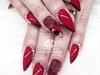 Black & Red 3D Rose