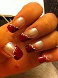 red white duts