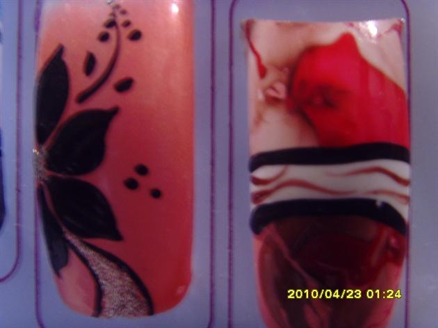 water acrilic capsuled