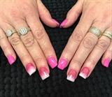 Pretty Pink Ombré