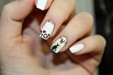 Dior nails