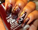 Busy Girl Nails Fall Nail Art Challenge