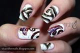 Batik Nails 2