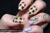 Batik Nails 1