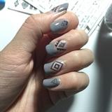Geomteric Nails