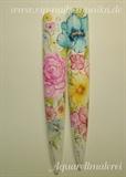 Flowerbouquet, Aquarell