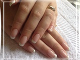 Gel Polish French Training