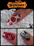 Halloween Xtreme Stamping