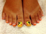 Island Toes