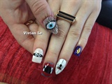 Eyeball nail