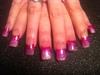 Pink Fishnet