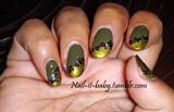 Army manicure