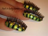 Mohawk manicure
