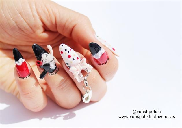 Cheap And Chic Nail Art Dizajn Nail Art Gallery