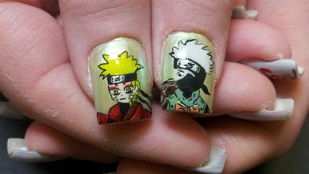 Naruto - Nail Art Gallery