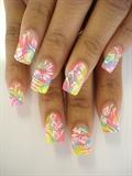 Spring Colors and Petals