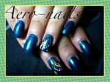 EEl-ectric blue!