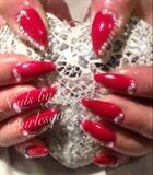 Scarlet bling