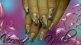 Nail design by Weronix Nails