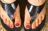 Glitter Toes!!! 💅🏼💅🏼
