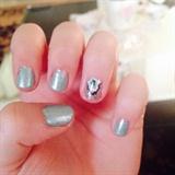 Ikat nails 💭
