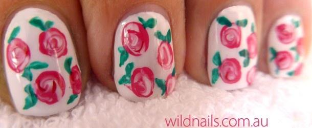 Floral Nails Nail Art Gallery