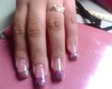 Glitter & Butterfly Spangles.
