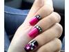 Pink Glam Nail (Inspired from Mika Nail)