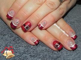 nail art: Holiday
