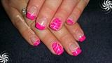 Wild neon pink