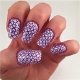Purple with Purple