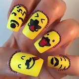 Movember Emoji's