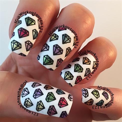Diamonds and more Diamonds