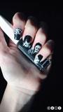 Spooky Halloween Nails! 🎃👻