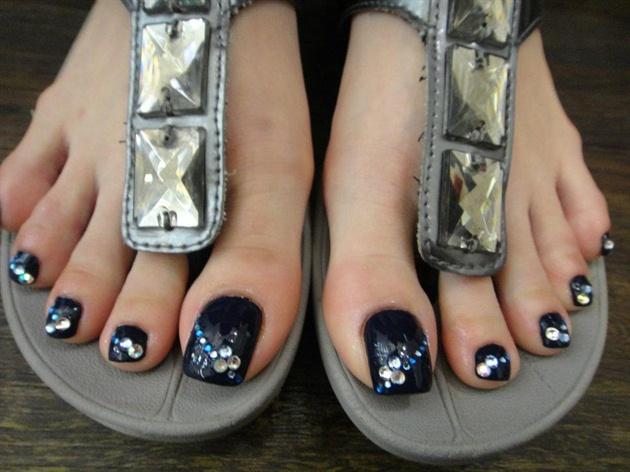 Priscilla Feet Nail Art Gallery