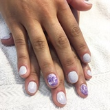 Furr Marbles Nails