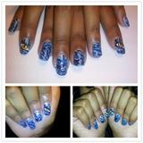 Tight Blue Tiger