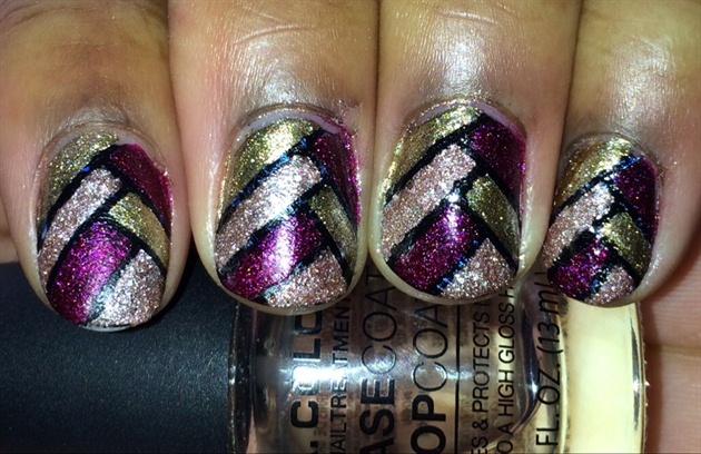 Glitter Fishtail