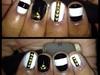 Black & White Studs
