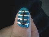 Marine's stripes