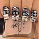 Mummy Nails 👻