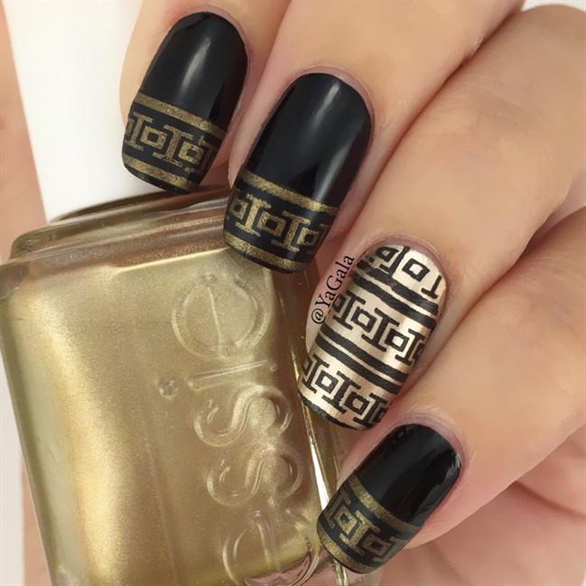 Stamping Nail Art - Nail Art Gallery