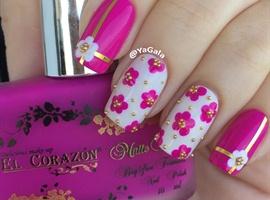 nail art: Simple Design