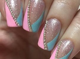 nail art: Simple Elegant Nails