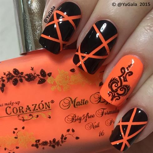 Bright Nail Design Nail Art Gallery