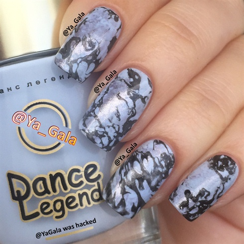 Stone Marble Nail Art Gallery