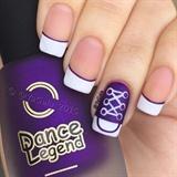 Converse Nail Design