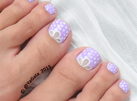 Toe Nail Art 👣